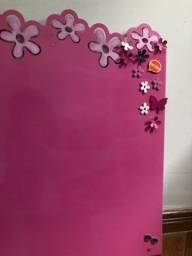 Quadro Magnético Rosa
