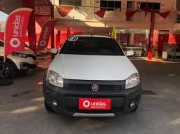 Título do anúncio: Fiat Strada 1.4 CE Hard Working 2018