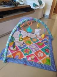 Tapetinho de atividades para bebê
