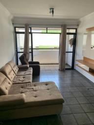 Apartamento mobiliado para alugar em Cabo Branco, 3 quartos