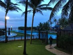 Apartamento Beach Park Acqua Resort com dois quartos 67m2