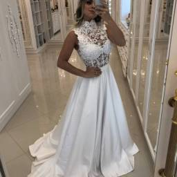 Vestido wendy Barbara Melo