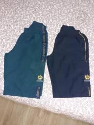 Bermudas uniforme colégio Adventista