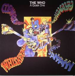 The Who / A Quick One Vinil