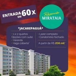 [RM] Apartamento com 02 quartos e suíte - 48m² - Pechincha / Jacarepaguá