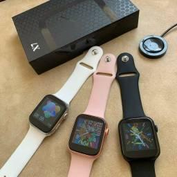 Lançamento 2021 Smartwatch X7- faz e recebe ligações