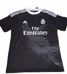 Camisa Real Madrid 2014   Modelo: N° 2