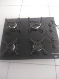 Vendo cooktop 4 bocas brastemp ative