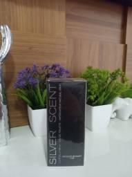 Perfume silver scent tradicional 100ml
