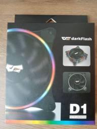 Cooler Fan Aigo Darkflash D1 120mm Rgb Para Gabinete<br><br><br>