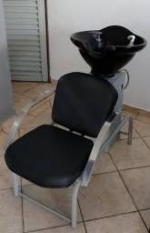 Lavatório para salão de beleza cabeleireiro