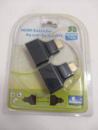 Hdmi Extender By Cat- 5e/6 Cable