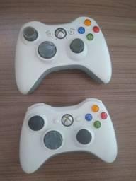 Controle Xbox 360 original - aceito cartão