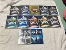 Dvds e Blu Ray Coleção: Star Trek - Todos! Originais