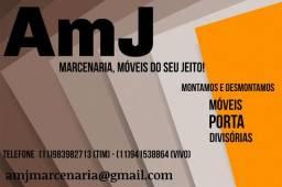 AMJ marcenaria móveis do seu jeito