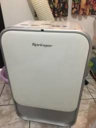 Ar condicionado Springer portatil 12.000 btus