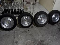 Rodas de ferro em Camaçari