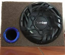 SUB Bomber Carbon 500W