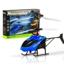 Helicóptero de brinquedo presente para crianças novo pronta entrega
