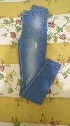 Calça jeans número 36