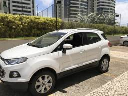 Ecosport titanium 2014 automático único dono partida starte - 2014