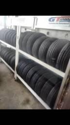 Aqui não tem enganação, pneu baratinho e bom demais!