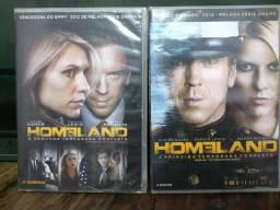 Vendo/troco série original de Homeland