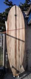 Prancha em madeira agave