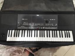 Vendo teclado pa 600 conservado 4.500