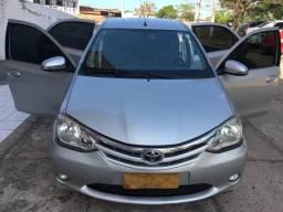 Toyota etios sedan xls 1.5 - 2015
