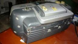 (P15) Micro System Aywa, Rádio AM e FM em bom estado.: R$70. Zap e celular no 999 86 9557