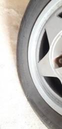 Troco rodas completas aro 13 por rodas aro 15