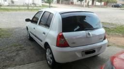 Renault Clio 2007 abaixo fipe - 2007