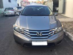 Honda City 1.5 LX Aut - 2013