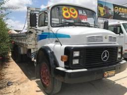 Caminhão M Benz 1114 1989 Extra - 1989