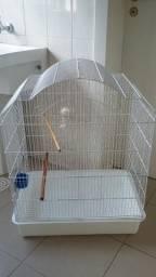 Gaiola para periquitos / calopsitas / outros pássaros