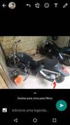 Honda Shadow 750 Ano 2010 - 2010