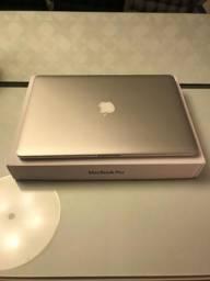 MacBook Pro 2018 Tela 15 Intel i7 32GB 1TB 4GB de vídeo Caixa NF Garantia Aceito Ofertas