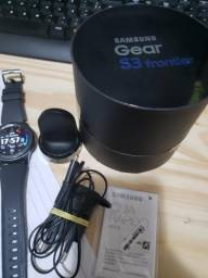 Relogio gear s3 samsung garantia ate 06/2019