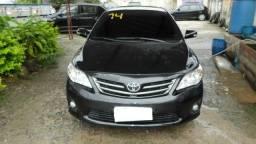 Toyota Corolla 2.0 xei gnv 5gera - 2014