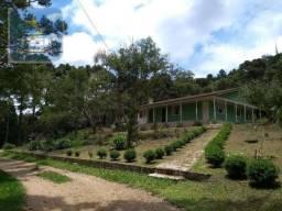 Ch0267 chácara 12.000 m² agudos do sul 2 km da cidade