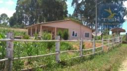 CH0321 Chácara à venda, 2722 m² por R$ 148.000 - Zona Rural - Quitandinha/PR