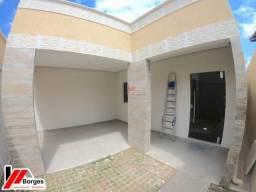 Casa Nova com 03 Quartos No Bairro Jardim São Luis