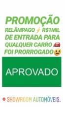 Lindão!! R$1MIL DE ENTRADA(HONDA/FIT LX AUTOMÁTICO 2015)
