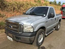 Ford F250 XLT-L Ano 2000 motor 6cl MWM - 2000