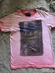Camiseta infantil Calvin Klein original
