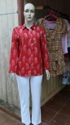 Calça e camisa Acrelândia