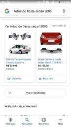 Vendo peças do carro Ford Fiesta Sedan 1.6 - 2005