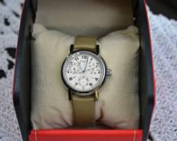 0550aeb2c02 Relógio Natan multifunção feminino original Swiss Made