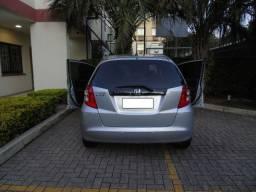 Honda fit lx 1.4 flex automático 2012